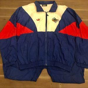 Vintage Blue Jays 1993 World Series Track Suit